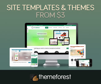 Billige responsive site templates