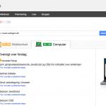 thumbnail: Test af load-hastighed på webgain.dk