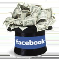 Facebook er som en hat fyldt med penge, det gælder bare om at tage for sig!