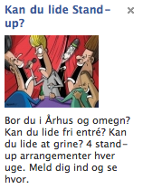 Århus stand-up