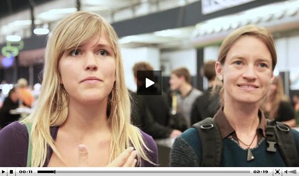 Klik her for at se videoer fra Iværk & Vækst 2010